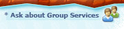 Ask about Group Services